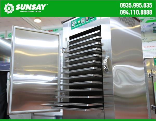 máy sấy lạnh 12 khay