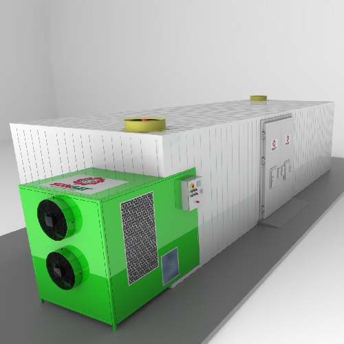 Lựa chọn máy sấy giòn thực phẩm phù hợp sẽ mang lại yếu tố chất lượng cho thành phẩm