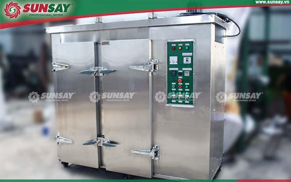 Sunsay Việt Nam cung cấp máy sấy hoa quả chất lượng, giá rẻ