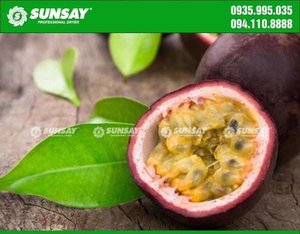 Trái cây sấy khô có thể bảo quản lâu và giữ nguyên hương vị